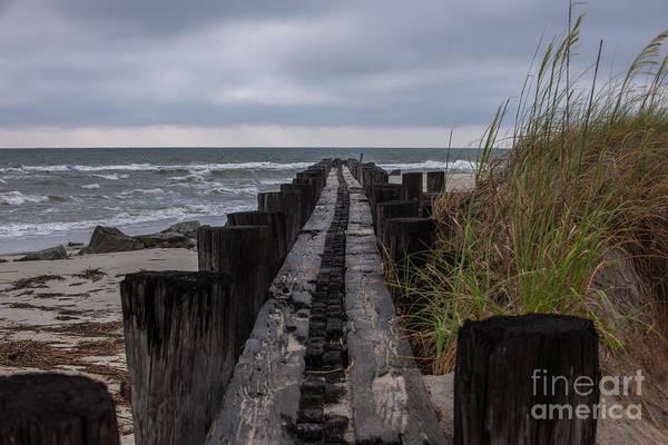 Photograph - Folly Beach Charm by Dale Powell