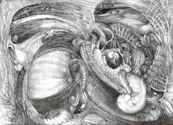 Fomorii Aliens Art Print