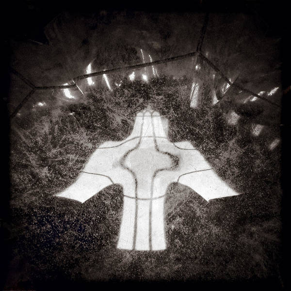Iphoneography Wall Art - Photograph - Font Angel by Dave Bowman