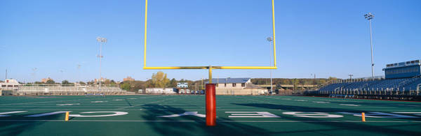 Games Photograph - Football Stadium, Jersey City, New by Panoramic Images