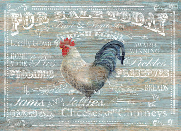Farmhouse Kitchen Painting - For Sale Today by P.s. Art Studios