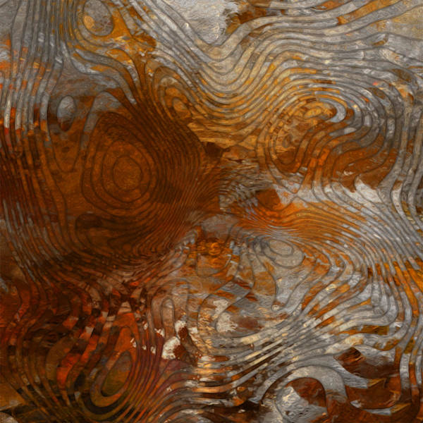 Wall Art - Painting - For The Love Of Rust by Jack Zulli