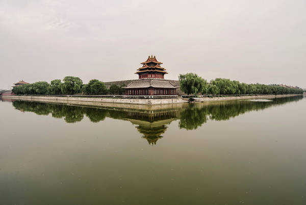 Forbidden City Photograph - Forbidden City - Watch Tower by Andy Brandl