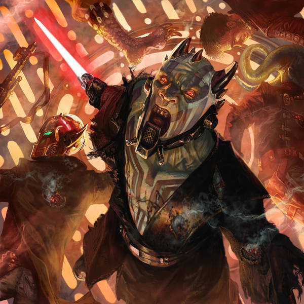 Sith Digital Art - Force Scream by Ryan Barger