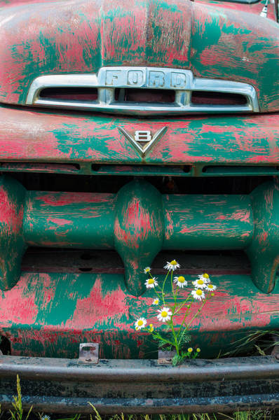 Wall Art - Photograph - Ford by Aaron Spong