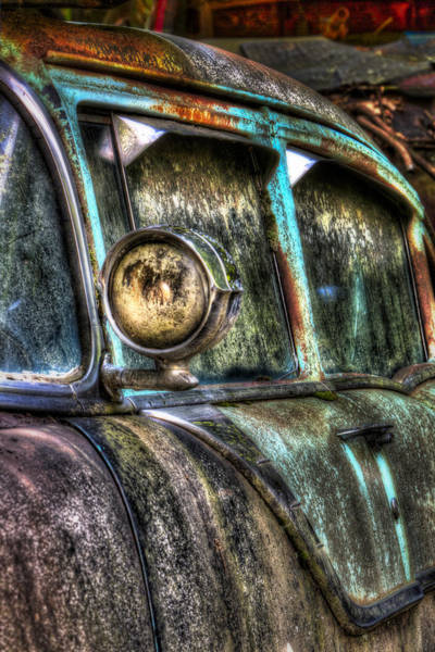 Photograph - Ford Country Squire  by Susan Candelario