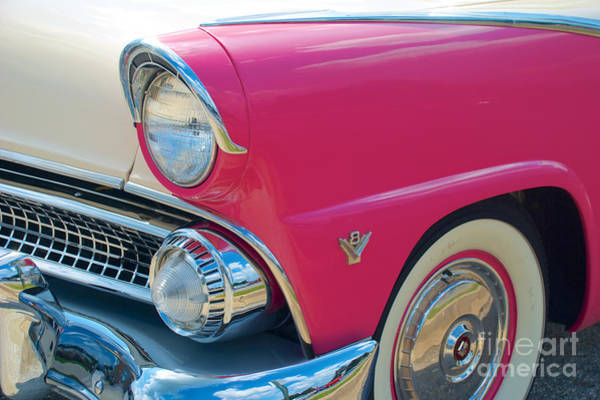 Photograph - Ford Fairlane Crown Victoria V8 by Mark Dodd