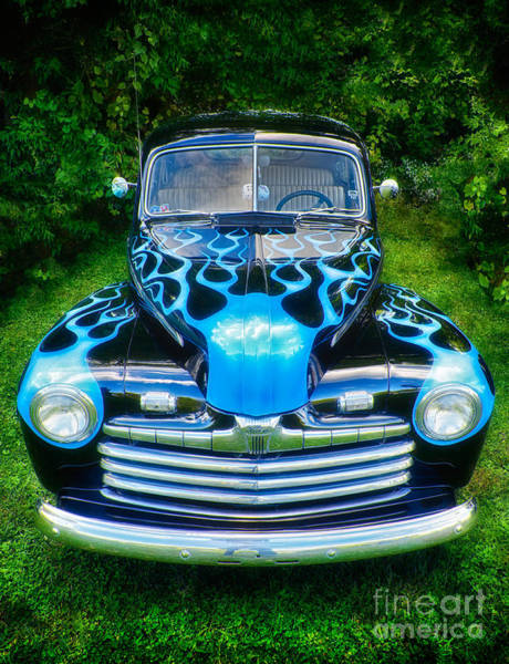 Photograph - Ford Hot Rod by Mark Miller