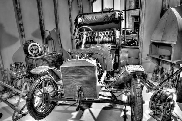 Photograph - Ford Parts by Paul W Faust -  Impressions of Light