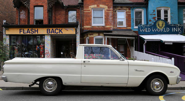Photograph - Ford Ranchero 1 by Andrew Fare