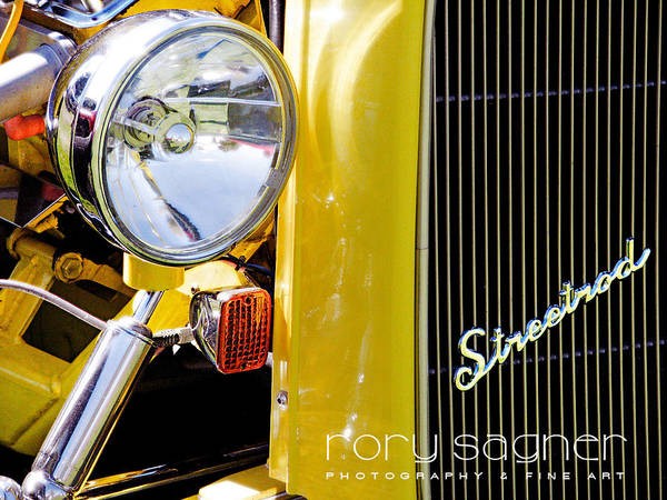 Photograph - Ford Roadster - 1932 by Rory Sagner