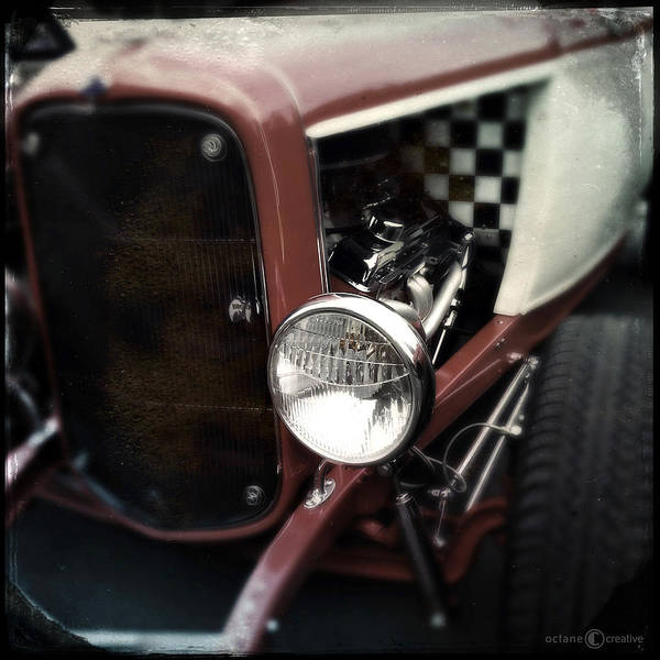 Photograph - Ford Roadster by Tim Nyberg