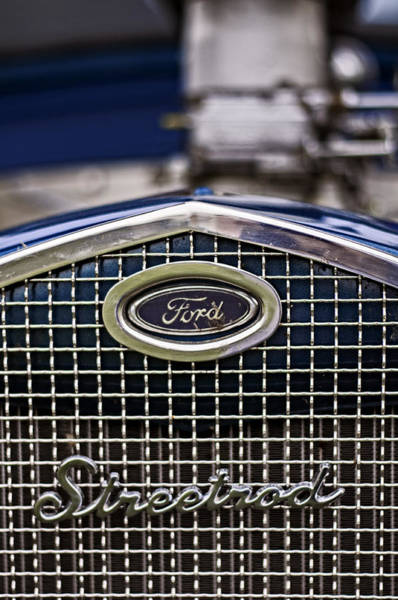 Photograph - Ford Streetcar by Andy Crawford