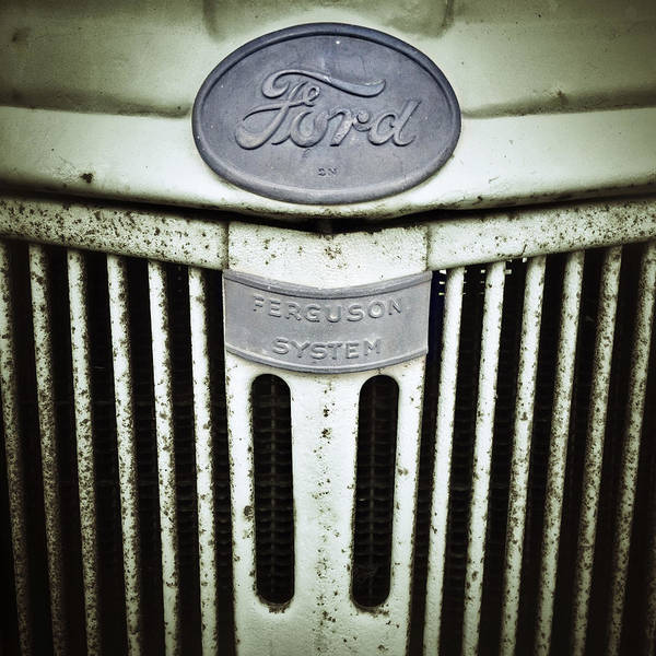 Photograph - Ford's Grille by Natasha Marco