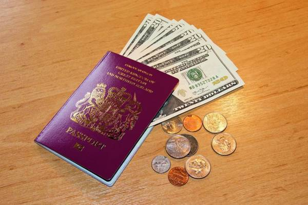 European Union Photograph - Foreign Travel Concept. by Mark Williamson/science Photo Library
