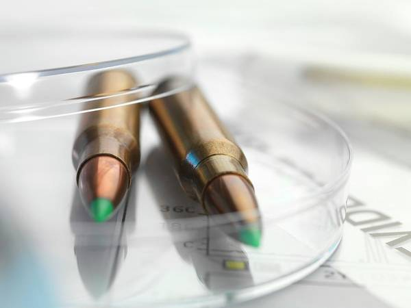 Medical Image Photograph - Forensic Science by Tek Image/science Photo Library