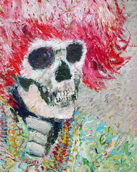 Rocker Painting - Forever Rocker by Fabrizio Cassetta