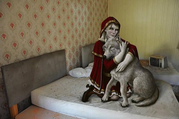 Forgiveness Wall Art - Mixed Media - Forgiveness by Mark Zelmer