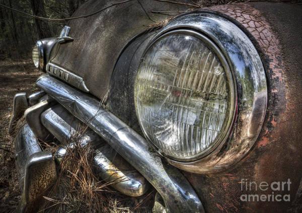 Photograph - Forgotten Plymouth  by Ken Johnson