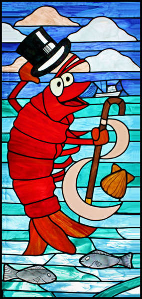 Photograph - Formal Lobster by Kristin Elmquist