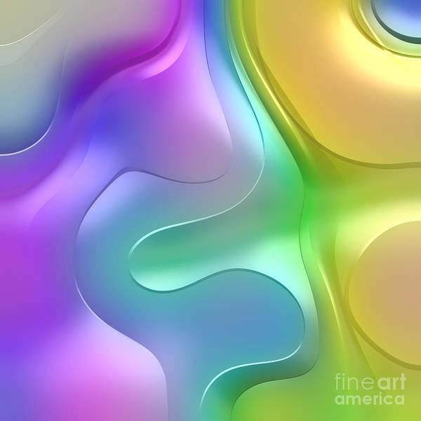 Art Form Digital Art - Formes Lascives - 1114 by Variance Collections