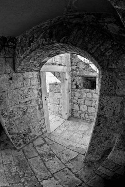 Hvar Wall Art - Photograph - Fort by Alexey Stiop
