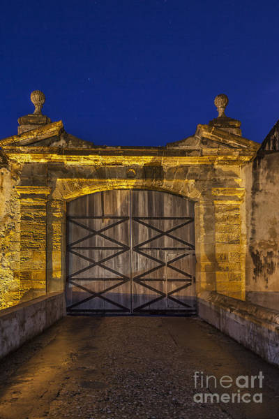 Photograph - Fort Castillo San Cristobal Inpuerto Rico by Bryan Mullennix