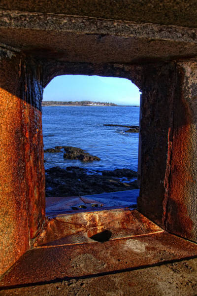 Photograph - Fort Constitution by Joann Vitali