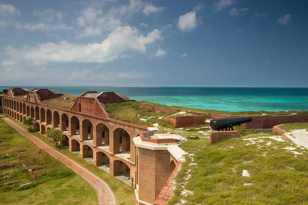 Photograph - Fort Jefferson - Dry Tortugas National Park by Doug McPherson