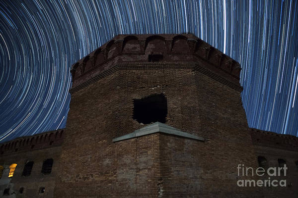 Wall Art - Photograph - Fort Jefferson Nights by Keith Kapple