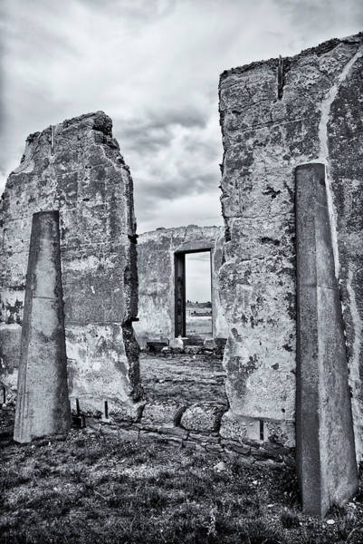 Photograph - Fort Laramie Portals by Ghostwinds Photography