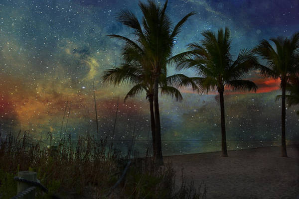 Photograph - Fort Lauderdale Sunrise by Evie Carrier