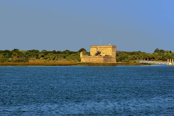Photograph - Fort Matanzas - Saint Augustine Florida by Christine Till