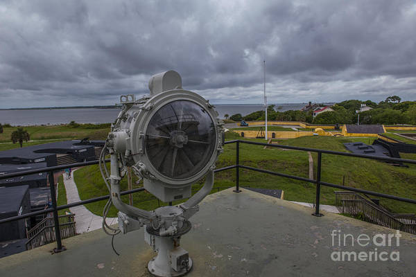 Photograph - Fort Moultrie View by Dale Powell