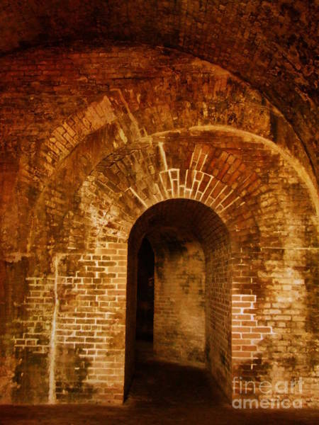 Photograph - Fort Pickens by Andrea Anderegg