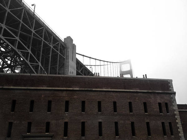 Photograph - Fort Point by Spencer Hughes