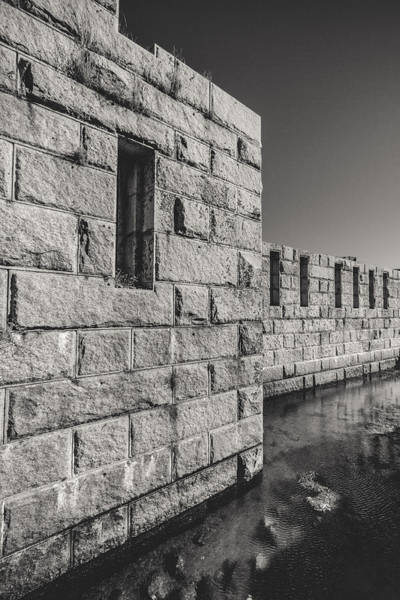 Photograph - Fort Popham by Robert Clifford