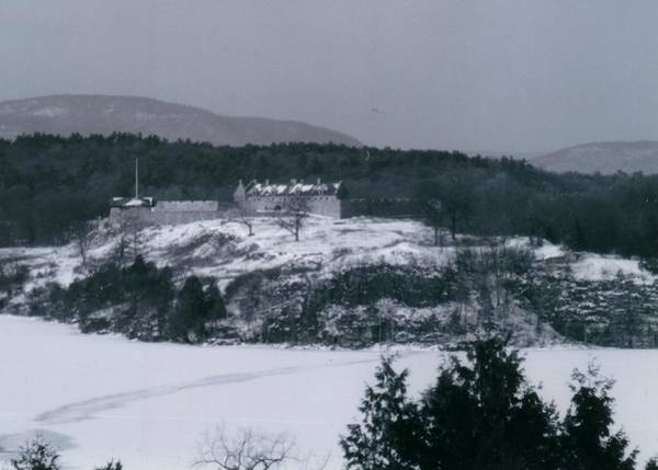 Wall Art - Photograph - Fort Ticonderoga From Mount Independence by David Fiske