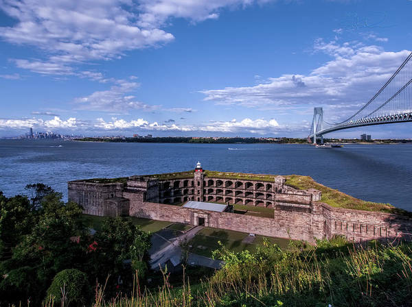 Photograph - Fort Wadsworth by S Paul Sahm