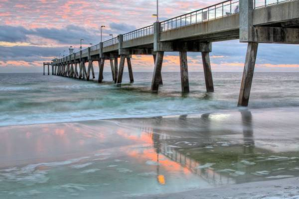 Wall Art - Photograph - Fort Walton Beach by JC Findley