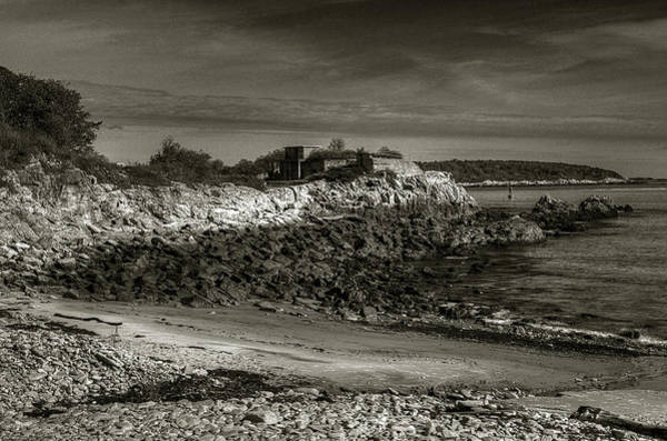 Photograph - Fort Williams by Michael Kirk