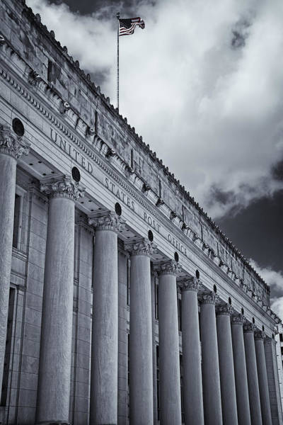Photograph - Fort Worth Post Office II by Joan Carroll
