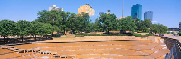 Fort Worth Photograph - Fort Worth, Texas by Panoramic Images