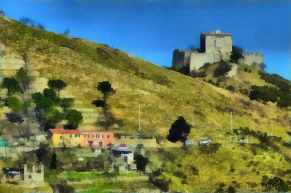 Painting - Forte Puin 5307 - By Enrico Pelos by Enrico Pelos
