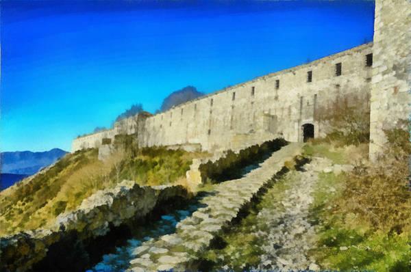 Painting - Forte Ratti 4637 - By Enrico Pelos by Enrico Pelos