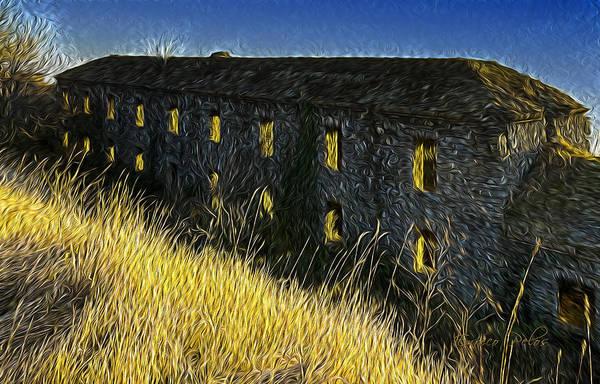 Digital Art - Forte Ratti 4741 - By Enrico Pelos by Enrico Pelos