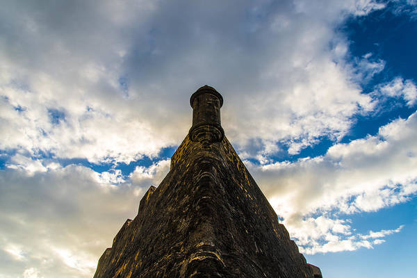 Puerto Rico Photograph - Fortress by Kristopher Schoenleber