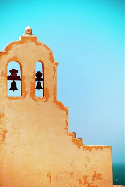 Sagre Wall Art - Photograph - Fortress Of Sagres Church Of Our Lady by Paul Biris