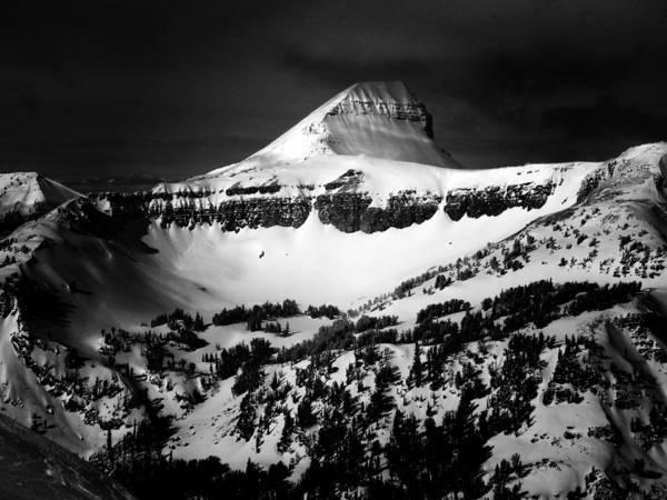 Photograph - Fossil Mountain by Raymond Salani III