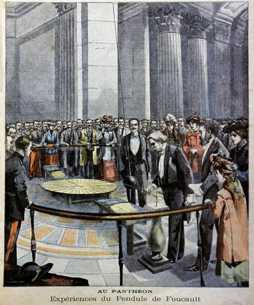 1851 Photograph - Foucault's Pendulum by Cci Archives